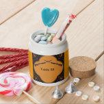 Shotgun Wedding Candy Jar at Zazzle