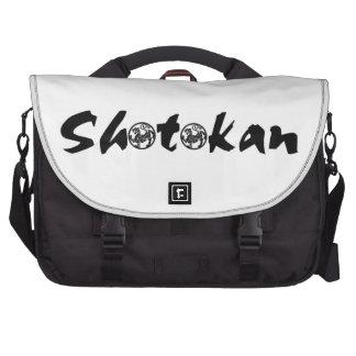 Shotokan él bolsas de portatil