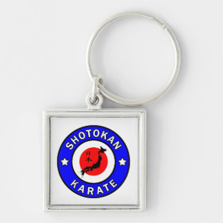 Shotokan Karate Keychain