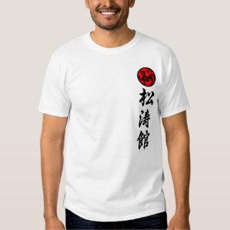 Shotokan Karate Of it will be training only kanji T Shirt