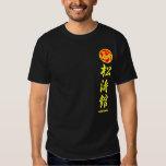 Shotokan Karate Of the T-shirt black will be Train