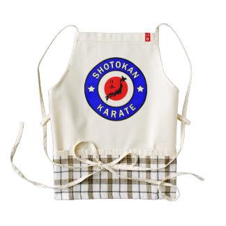Shotokan Karate Zazzle HEART Apron