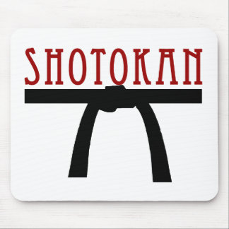 Shotokan Mouse Pad