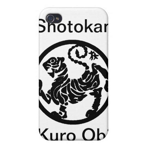Shotokan Pride iPhone 4/4S Cover