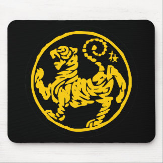 Shotokan Tiger Mouse Pad