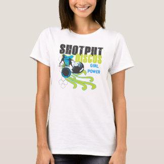 Shotput and Discus - Girl Power hoodie