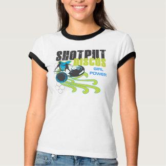 Shotput and discus - Girl Power Shirts