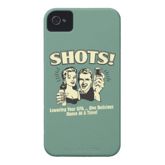 Shots: Lowering Your GPA Case-Mate iPhone 4 Case