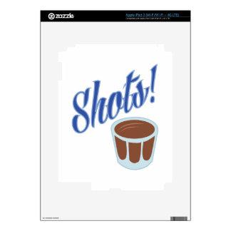 Shots! Skins For iPad 3