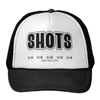 Shots Trucker Hat