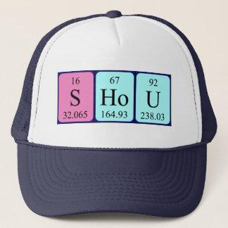 Shou periodic table name hat