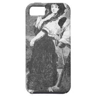Should God forgive her She was her mother Francisc iPhone SE/5/5s Case