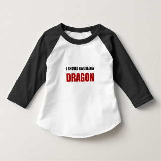 Should Have Been Dragon Toddler T-Shirt