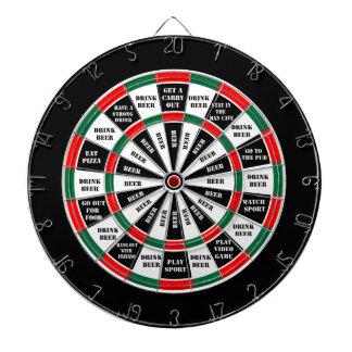 Should I have a beer - decision maker Dartboards