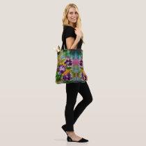 "Shoulder bag ""Happy-art flowers"""