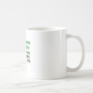 Shoulder Surgery Survivor Part Human Part Machine Coffee Mug