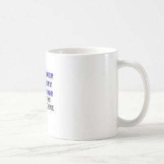 Shoulder Surgery Survivor Part Man Part Machine Coffee Mug