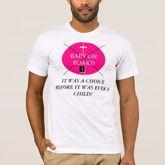 SHOULDN'T GOD LEAD BY EXAMPLE? T-Shirt