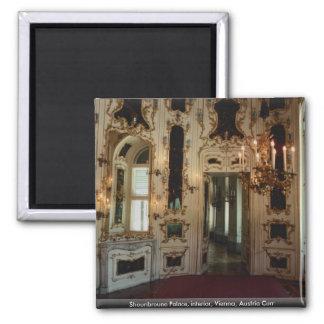 Shounbroune Palace, interior, Vienna, Austria Curr Magnet