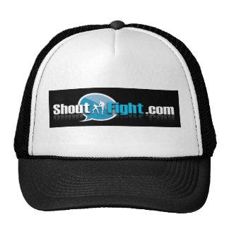 Shout Fight Trucker Hat