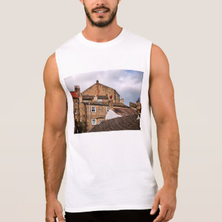 Shout It From The Rooftops Sleeveless Shirt