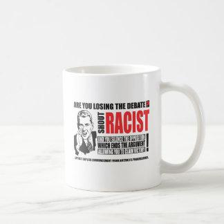 Shout Racist! Coffee Mug