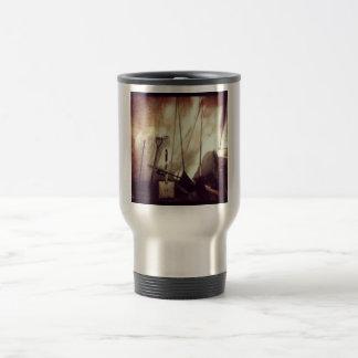 Shovel and Spade Shadows Coffee Mug