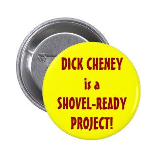 Shovel-Ready - Button