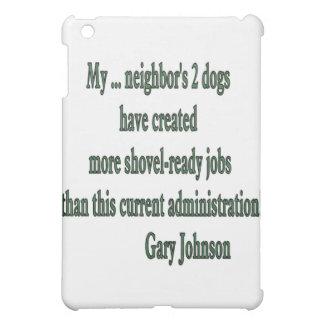 Shovel-ready Jobs Quote Case For The iPad Mini