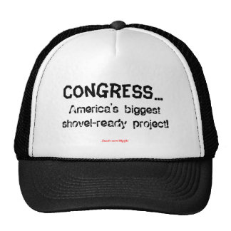 Shovel Ready Trucker Hat