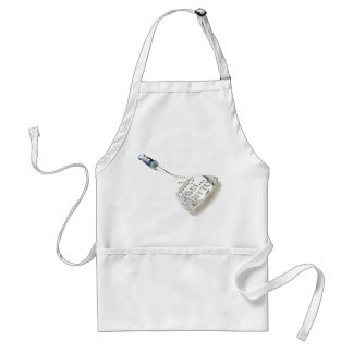 shovel to fry apron