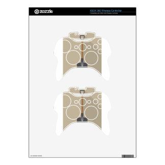 Shovel Vector Illustration Xbox 360 Controller Decal