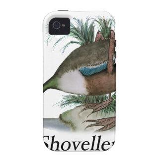 Shoveller duck, tony fernandes iPhone 4/4S cases