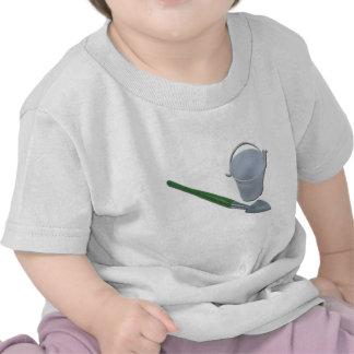ShovelWhiteBucket051411 Camisetas