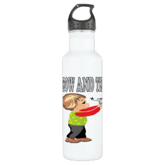 Show And Tell 2 24oz Water Bottle