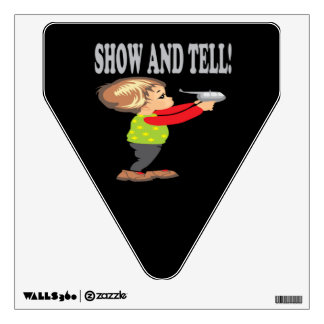Show And Tell 2 Room Graphic