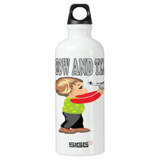 Show And Tell 2 Water Bottle