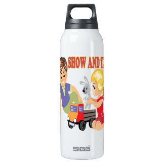 Show And Tell 3 16 Oz Insulated SIGG Thermos Water Bottle
