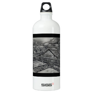 SHOW AND TELL ALUMINUM WATER BOTTLE