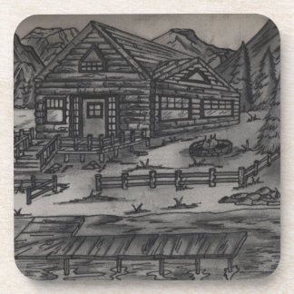 SHOW AND TELL BEVERAGE COASTER