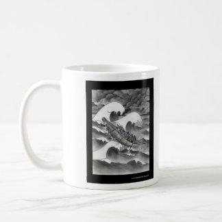 SHOW AND TELL CLASSIC WHITE COFFEE MUG