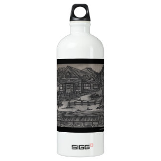 SHOW AND TELL SIGG TRAVELER 1.0L WATER BOTTLE