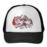 Show and Tell Trucker Hats