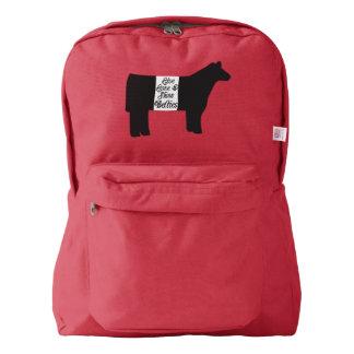 Show Beltie Backpack