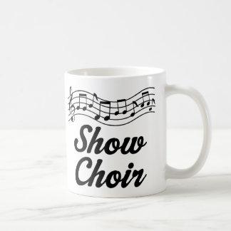 Show Choir Coffee Mug