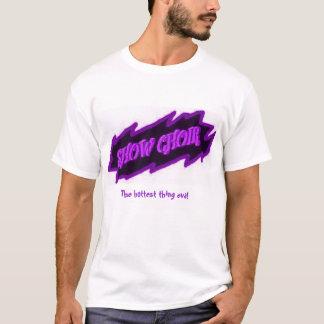 Show choir- mezzo T-Shirt