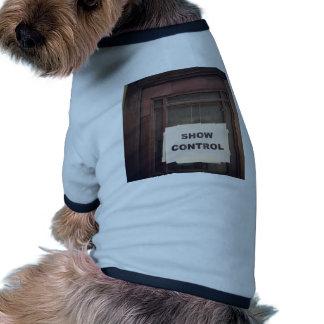 Show Control Doggie Tee Shirt