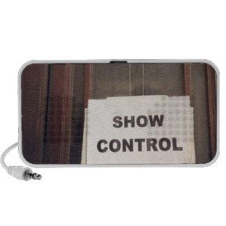 Show Control Mp3 Speaker