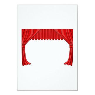 Show Curtain Card