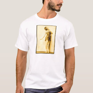 Show Girl Risque French Dancer T-Shirt